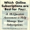 10 Questions to Help You Manage Your Online Subscriptions