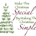 Find Joy and Meaning in a Simple Christmas