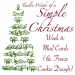 Twelve Weeks of a Simple Christmas — Week 8