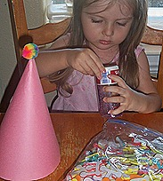 Simple Birthday Party Hats