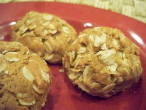 Cookies from Healthy Pregnancy Super Foods