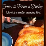 Brining a Turkey via The Simple Homemaker