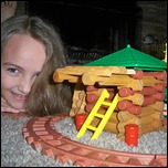 Constructive Toys - Lincoln Logs