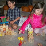 Constructive Toys - Building Blocks