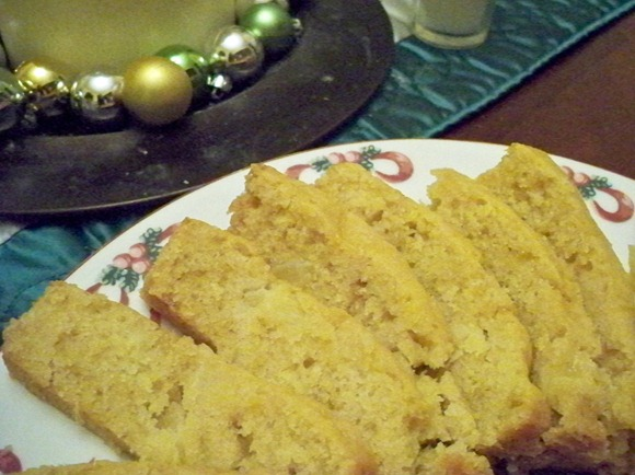 Christ-Centered Christmas - Fruitcake