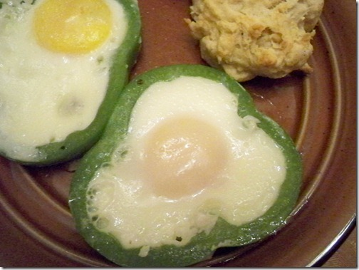 St. Patrick's Day Breakfast Recipe: Shamrock Eggs