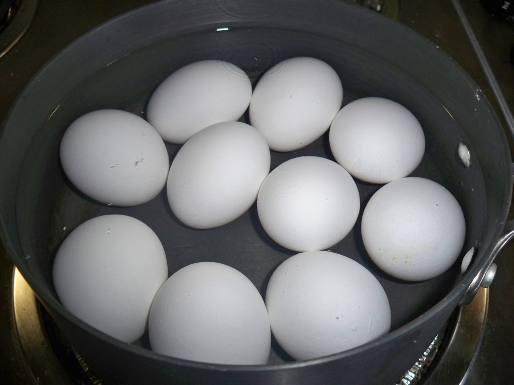How to boil an egg: perfect hard-boiled eggs