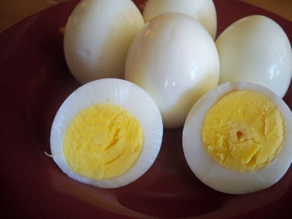 How to Boil an Egg: Making Perfect Hard-boiled Eggs