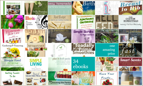 Over 300 Of Healthy Living Ebooks For Only 29 Plus Free