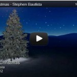 It Must Be Christmas - Stephen Bautista