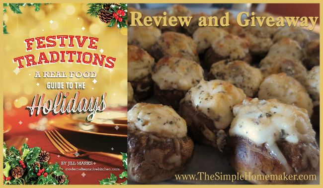 Festive Traditions Review and Giveaway (www.TheSimpleHomemaker.com)
