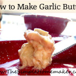 How to Make Garlic Butter  Pinnable