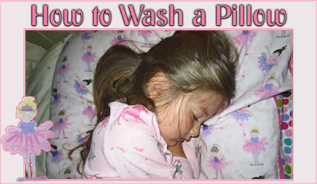 How to Wash a Pillow the Simple Way