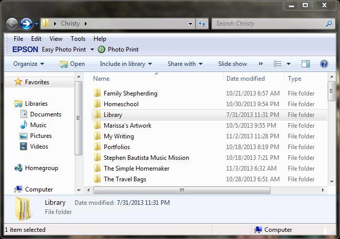 How to Organize Ebooks