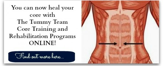 The Tummy Team can help YOU fix your pooch, back pain, bladder leakage, and more!