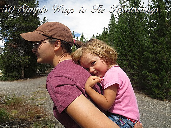 Take the Heartstrings Challenge! 50 Simple Ways to Bond with Loved Ones