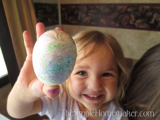 Creative Egg Decorating for Kids -- No Dye Required!