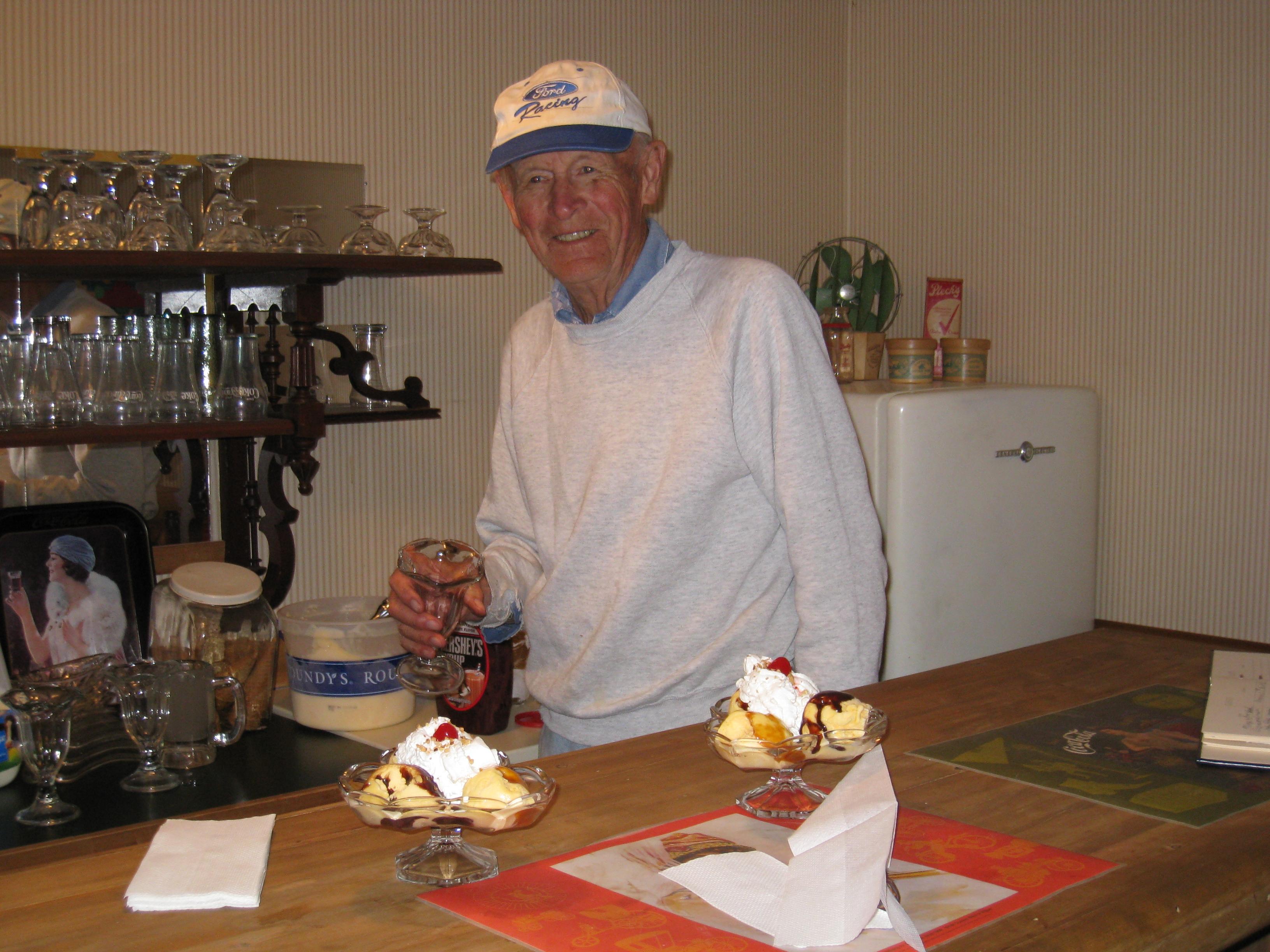 Grandpa, The Greatest Malt Maker Who Ever Lived