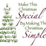 Make This Christmas Special by Making This Christmas Simple