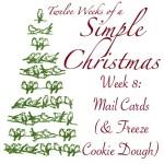 Twelve Weeks of Simple Christmas Template Week 8