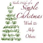 Twelve Weeks of Simple Christmas Template Week 12