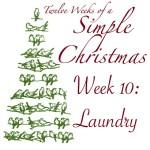 Twelve Weeks of Simple Christmas Week 10
