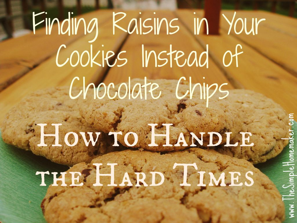 How to Handle the Hard Times (and some chuckles to brighten your day)