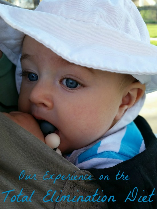 One mom's experience on the Total Elimination Diet for her nursing babies.