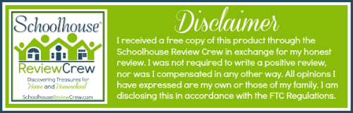 TOS Crew Review Disclaimer