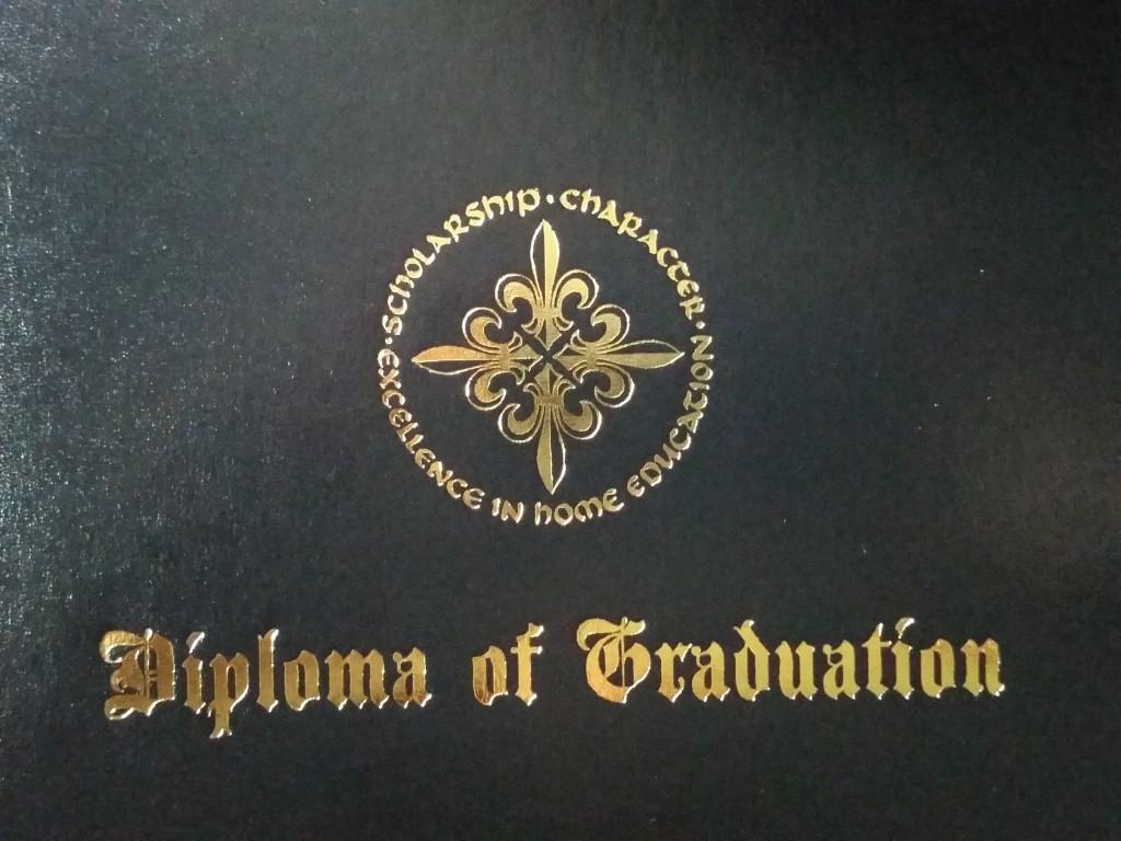 Homeschool Diploma from HomeschoolDiploma.com